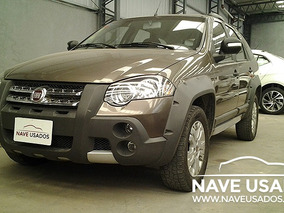 Fiat Palio Weekend Adventure Locker 2011 Marron Kir