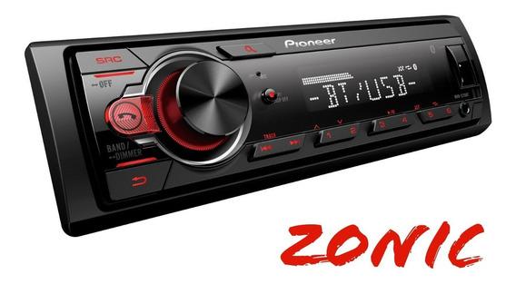 Estereo Pioneer Mvh 215 Bluetooth Usb Aux