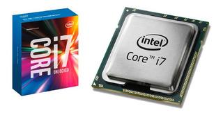 Procesador Intel Cpu Core I7 6700 3.4ghz- Boleta