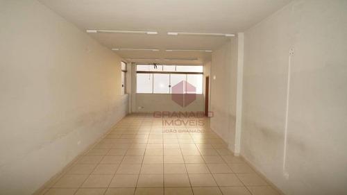 Sala Comercial Para Alugar Com 61,77 M² - Maringá/pr - Sa0049