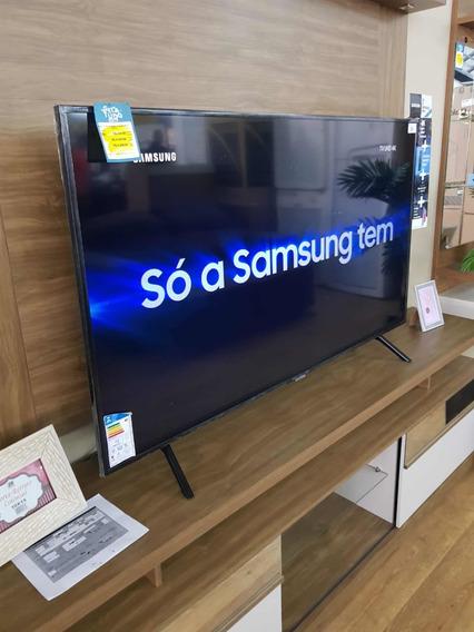Smart Tv 55 4k Samsung Uhd Com Bluetooth Nova!