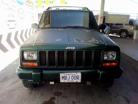 Jeep Cherokee 1999 4x4
