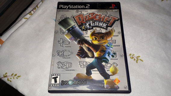 Ratchet Clank Original P/ Ps2