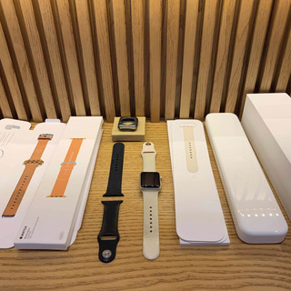 Apple Watch Sport 38mm Gold - Sem Bateria - Com Acessórios