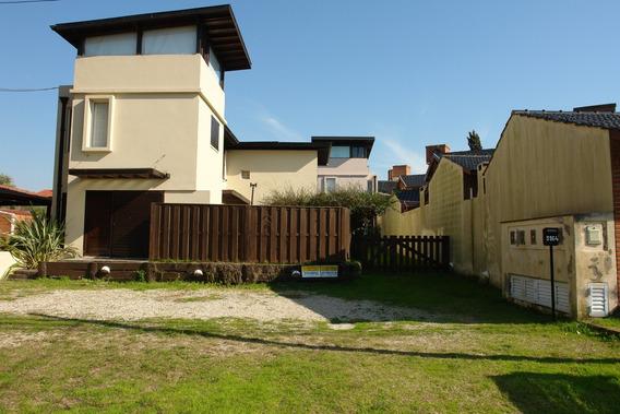 Alquiler Duplex 3 Ambientes La Lucila Del Mar Clave 294