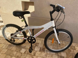 Bicicleta Peugeot Rodado 20 Usada