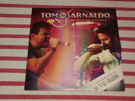 Cd Tom & Arnaldo - Ao Vivo Em Goiânia