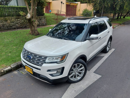 Ford Explorer Limited At 4x4 3.5