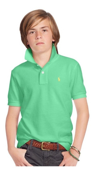 Polo Ralp Lauren 7años Camisa Franela