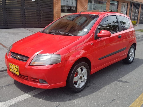 Chevrolet Aveo Gti Limited 1600 Cc Full Equip
