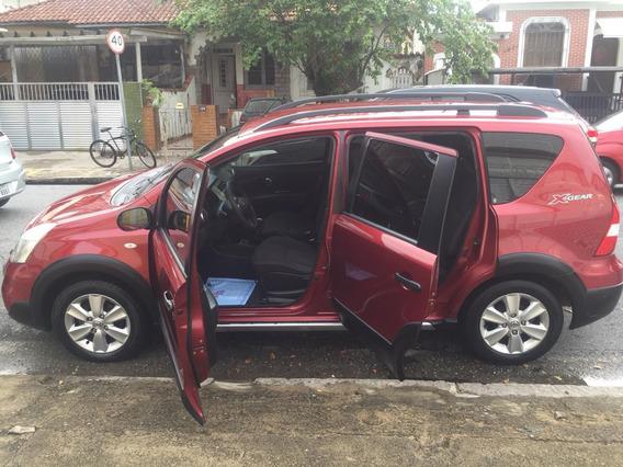 Nissan Livina Xgear 2010 1.6 Si Flex