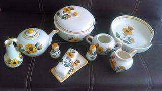 Juego Para Comedor De Ceramica