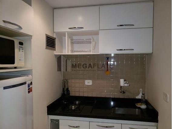 06371 - Flat 1 Dorm, Vila Nova Conceição - São Paulo/sp - 6371