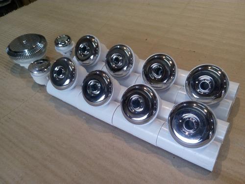 Kit Hidromasaje 8 Jets + Pulsador + Regulador + Filtro Pelos