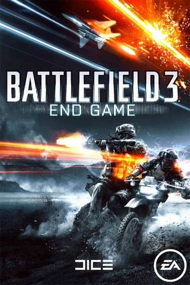 Battlefield 3 End Game Dlc Pack Origin Key