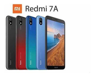 Celular Xiaomi Redmi 7a 32gb 2gb Ram Global Original C Nota
