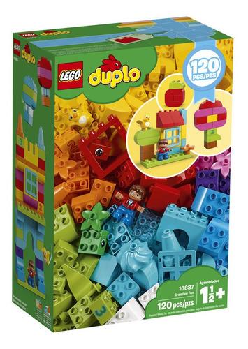 Lego Duplo Mi Primera Diversión Creativa