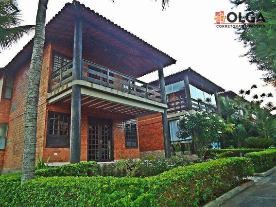 Casa De Condomínio Com 5 Dormitórios, 115 M² - Gravatá/pe - Vl0134