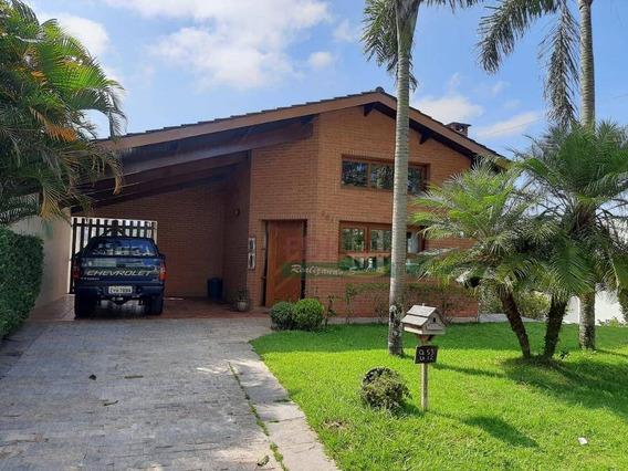 Casa Com 5 Dormitórios À Venda, 275 M² Por R$ 1.300.000,00 - Parque Residencial Itapeti - Mogi Das Cruzes/sp - Ca3624