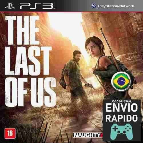 The Last Of Us Jogos Ps3