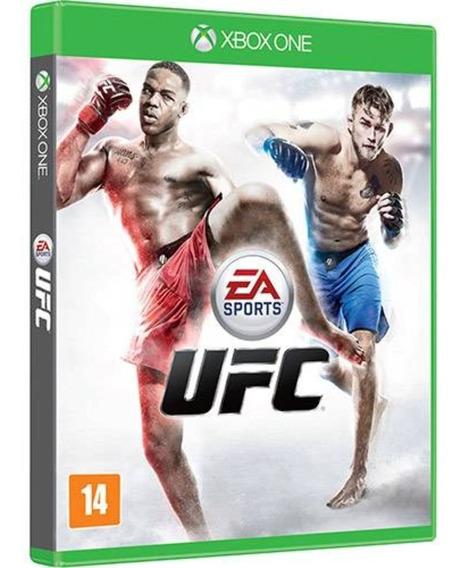 Jogo Xbox One Ufc - Novo - Lacrado - Original