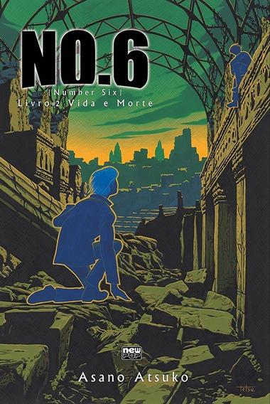 Livro No.6 #2 Vida E Morte Number Six Asano Atsuko Novel