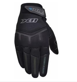 Luva X11 Feminina Fit X Motoqueiro Motociclista Touch