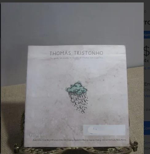 Livro Thomas Tristonho