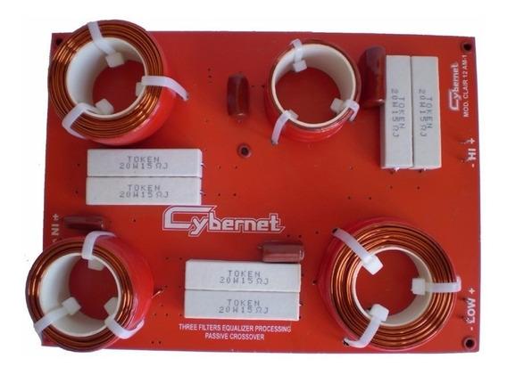 2und. Divisor Frequência Divisor Clair Am12- 2v 800wrms