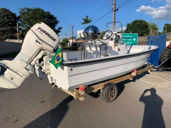 Lancha Wailcat 17;catamaram;focker ;fishing;ventura