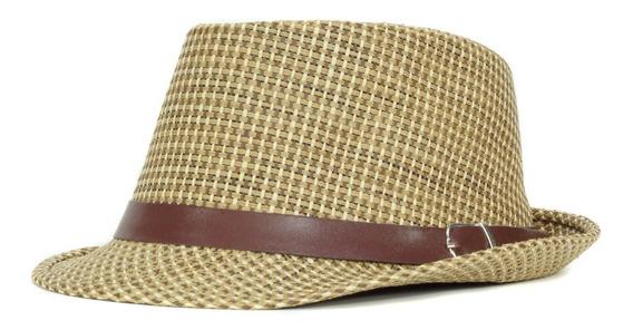 Sombrero Pachuco Ala Corta Vintage Hipster Spa 85-02