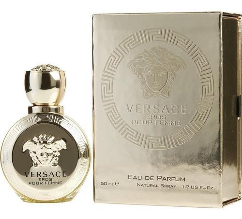 Perfume Versace Eros Woman 100ml. Para Damas Original