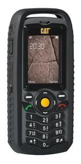 CAT B25 GSM Dual SIM 512 MB Negro 256 MB RAM