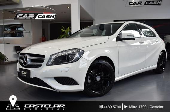 Mercedes Benz Clase A 2014 1.6 A 200 At Urban B.efficien