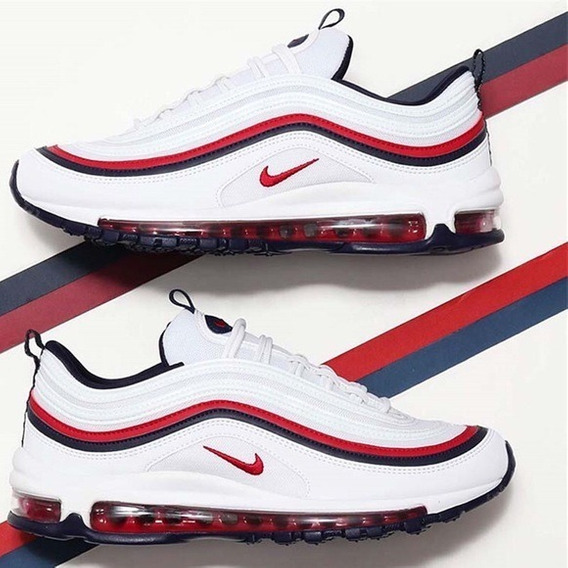 Zapatillas Nike Air Max 97 Red Crush Original En Stock