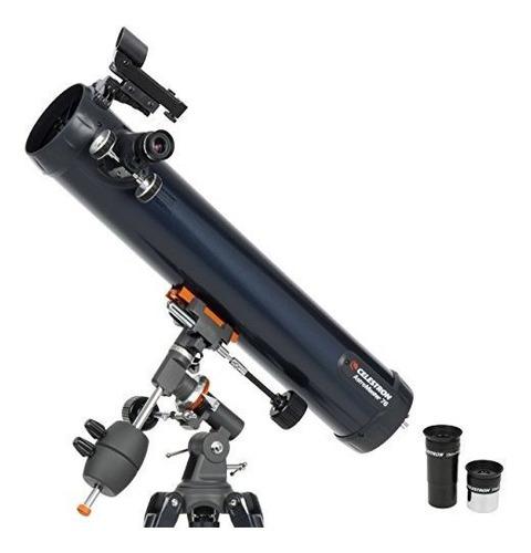 Celestron 31035 Astromaster 76 Eq Reflector Telescope