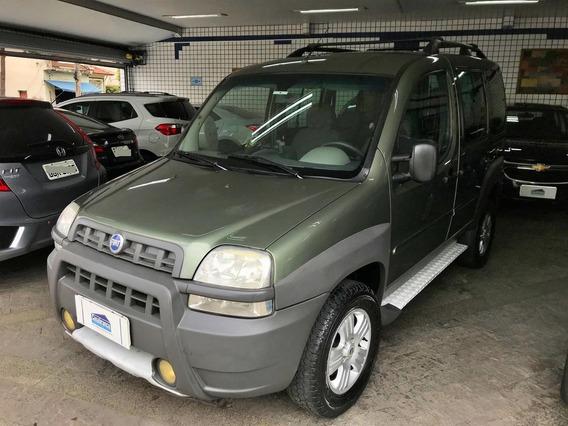 Fiat Doblo 1.8 Adventure Flex 2007