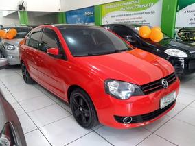 Volkswagen Polo Sedan I Motion 1.6 Total Flex 4p 2012