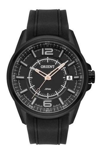 Relógio Orient Masculino Mpsp1011 P2px Preto Analogico