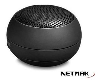 Netmak Parlante Portatil Notebook Mp3 Celular Nm-007 Bateria