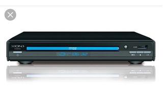 Reproductor Dvd Usb Cd Mp3 Multizona
