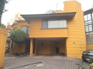 Casa En Venta Tlalpan