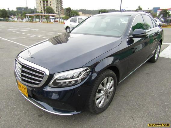 Mercedes Benz Clase C 200 Exclusive Tp 2.0cc 7000km