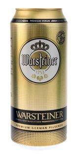 Cerveza Warsteiner Lata 473ml - Oferta