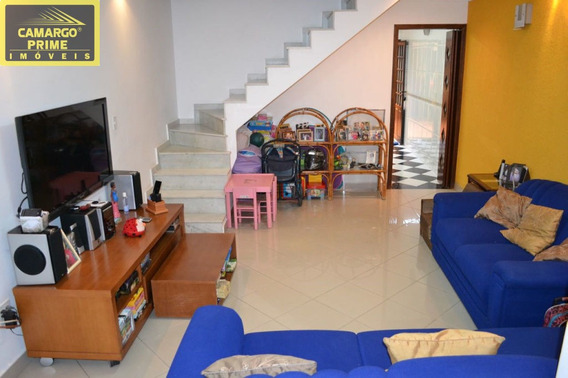 Casa De Vila Reformada No Parque Da Lapa - Eb81243