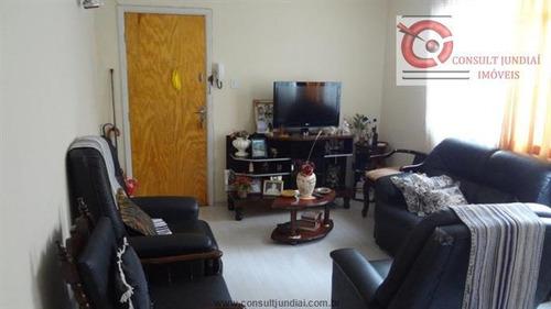 Imagem 1 de 7 de Apartamentos À Venda  Em Jundiaí/sp - Compre O Seu Apartamentos Aqui! - 1336236