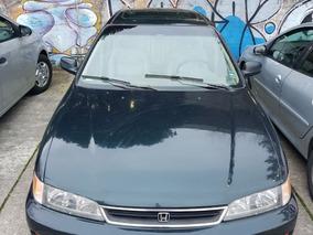 Honda Accord 2.7 Exr V6 Automático