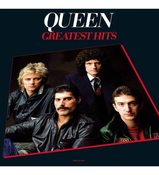 Queen Greatest Hits Cd Novo Lacrado Fabrica - Acrilico