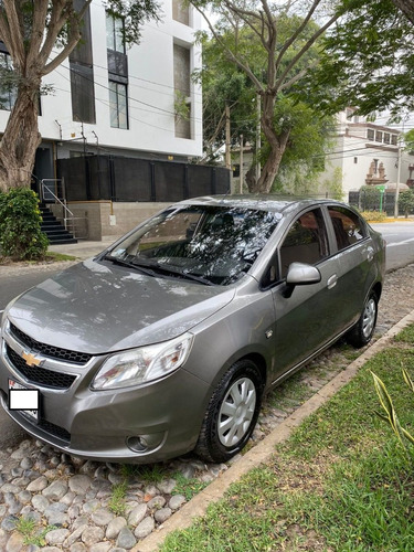 Chevrolet Sail Sedan 1.4 Lt Mt Full 129mil Km