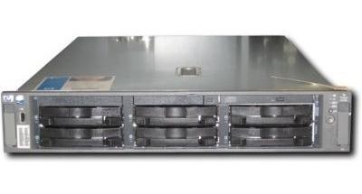 Servidor Hp Dl380 G4 370596-201 1 Intel® Xeon® 3.40 Ghz 1 Fo
